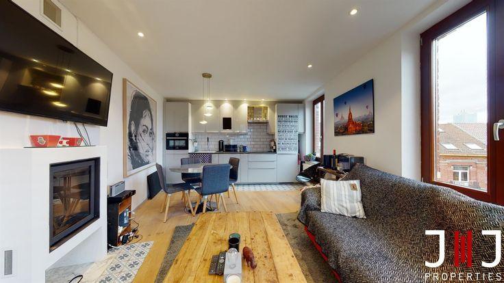 Appartement à vendre à Saint-Gilles
